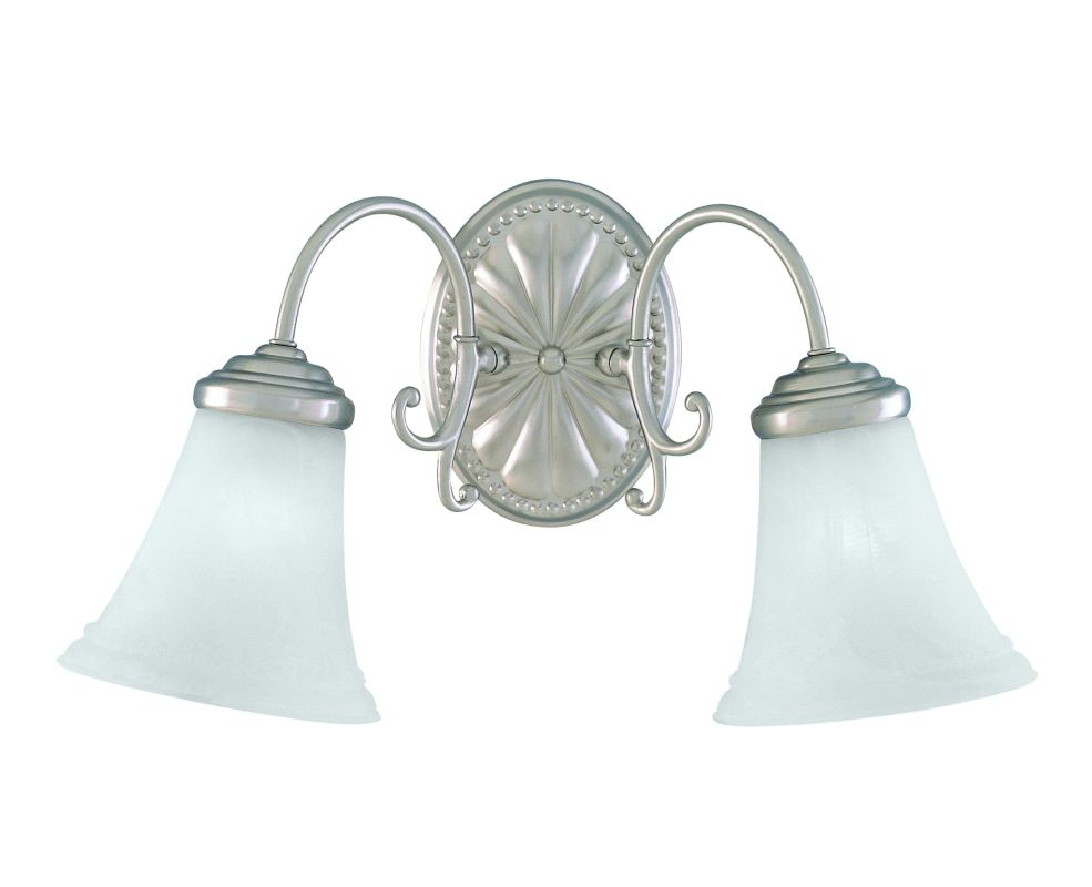 "Savoy House KP-8-510-2 2 Light 18"" Wide Bathroom Fixture from the"