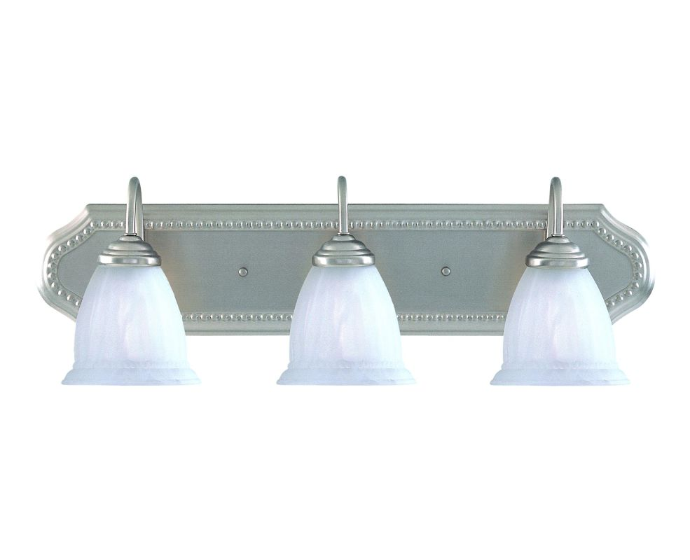 "Savoy House KP-8-511-3 3 Light 26"" Wide Bathroom Fixture from the"