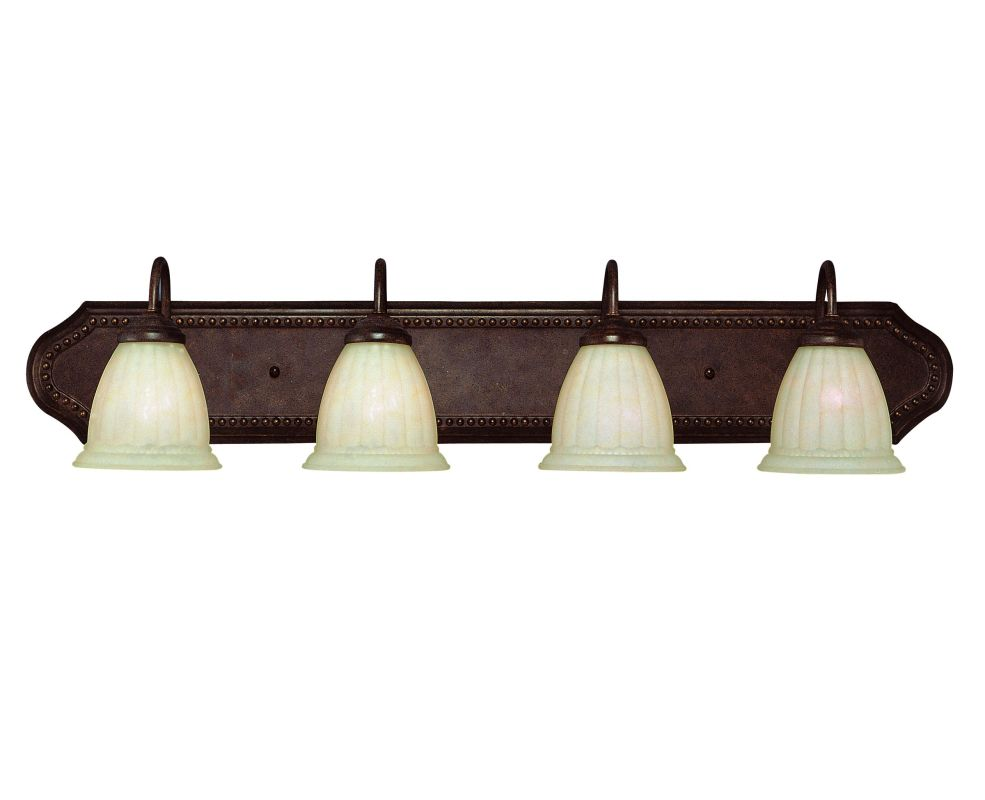 "Savoy House KP-8-511-4 4 Light 36"" Wide Bathroom Fixture from the"