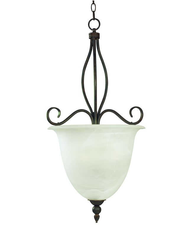 Savoy House KP-98-4 Oxford 4 Light Pendant Sunset Bronze Indoor