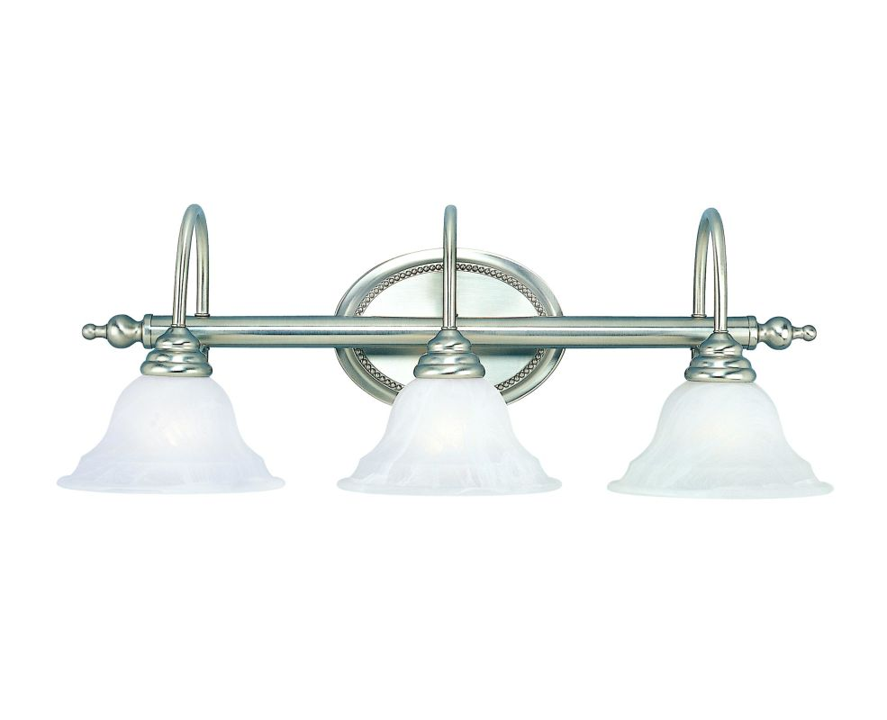 "Savoy House KP-SS-108-3 3 Light 28.25"" Wide Bathroom Fixture from the"