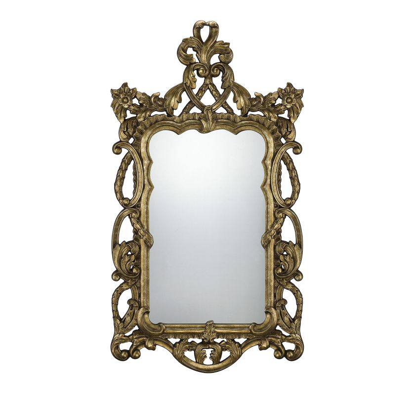Savoy House 4-ASF05024 Mirror Collection Rectangular Mirror Rich Gold