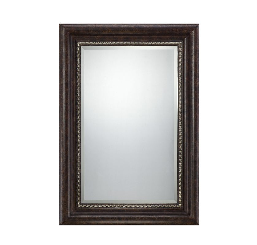 Savoy House 4-DWF3763 Mirror Collection Rectangular Mirror Woodtone Sale $196.00 ITEM: bci2238239 ID#:4-DWF3763-183 UPC: 822920235740 :