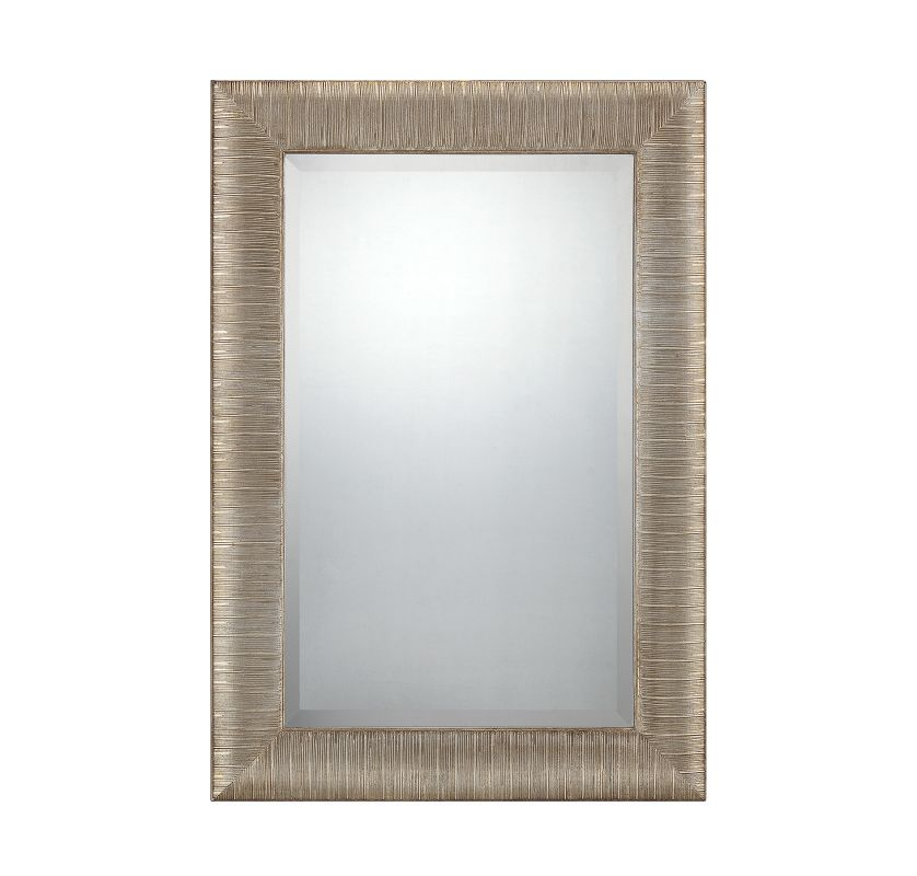 Savoy House 4-S4447 Chelsea Rectangular Mirror Champagne Gold Home