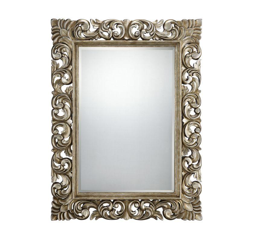 Savoy House 4-SF05141 Mirror Collection Rectangular Mirror Silver Home