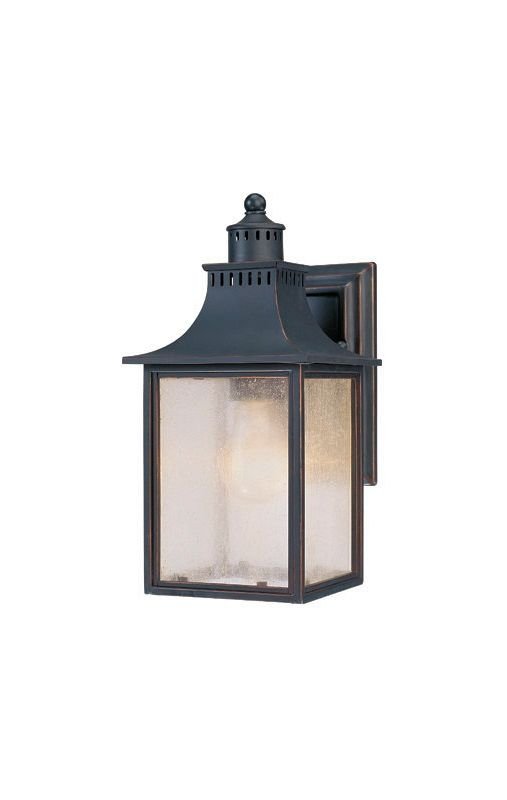 "Savoy House 5-254 Monte Grande 1 Light 11.5"" Tall Outdoor Wall Sconce"