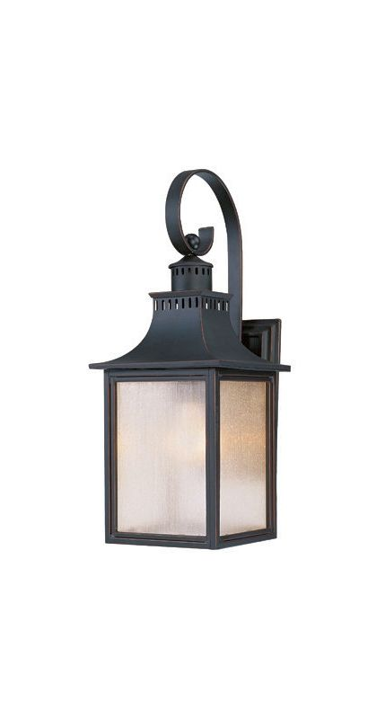 "Savoy House 5-258 Monte Grande 1 Light 17.75"" Tall Outdoor Wall Sconce"