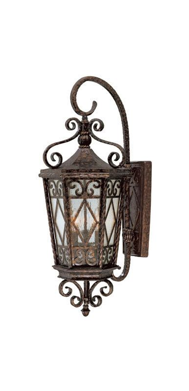 """Savoy House 5-422 Felicity 3 Light 31.375"""" Tall Outdoor Wall Sconce"""