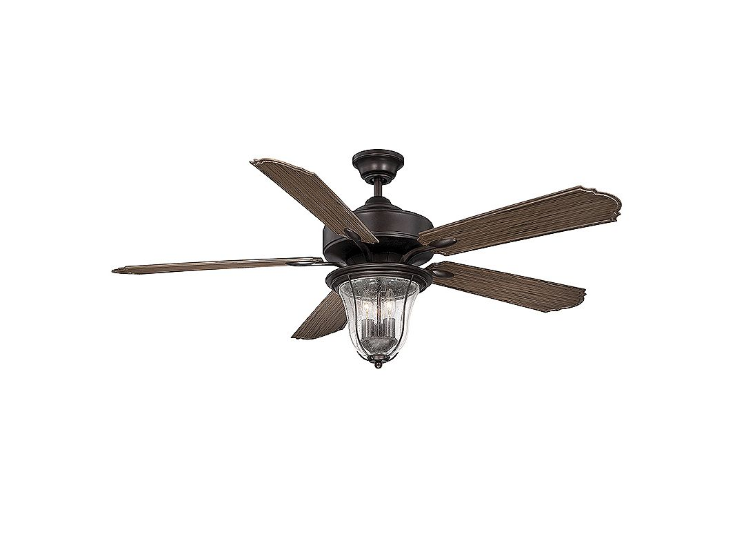 "Savoy House 52-135-5 Trudy 52"" Indoor Ceiling Fan - 5 Blades Fan and"