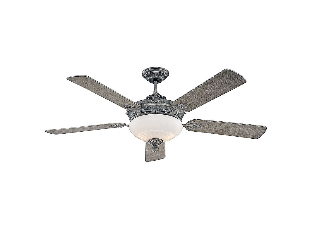 "Savoy House 52-15-545 Bristol 52"" Indoor Ceiling Fan - 5 Blades and"