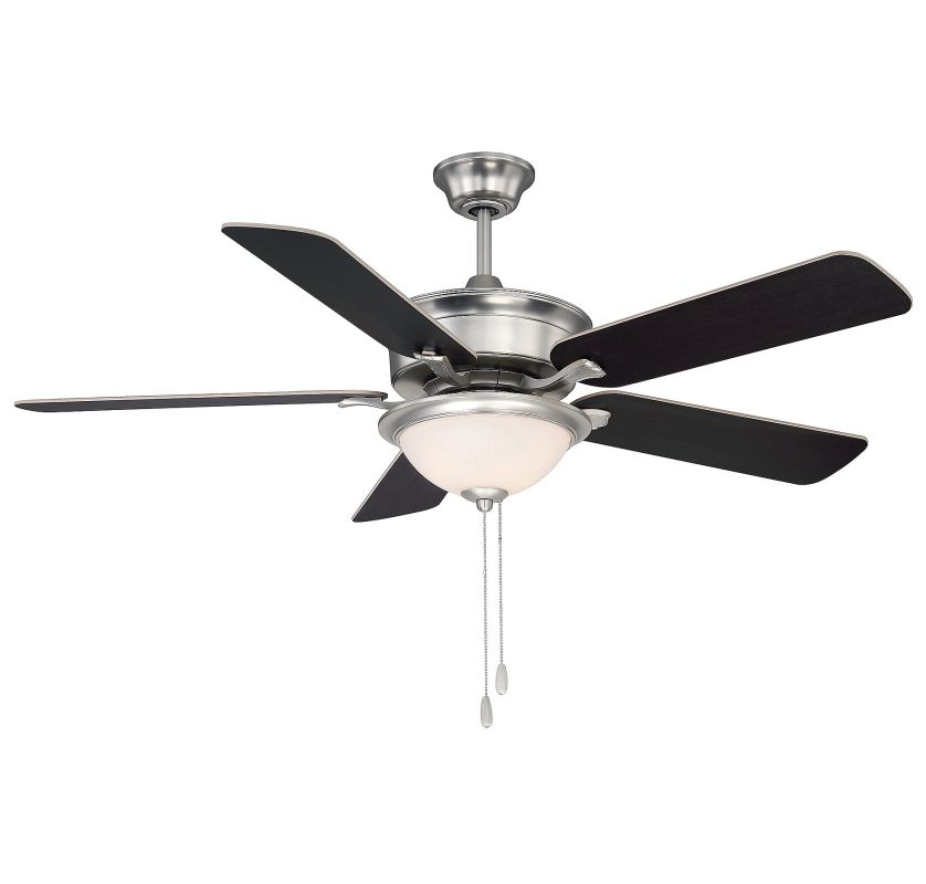 "Savoy House 52-170-5 Ventura 52"" Indoor Ceiling Fan - 5 Blades and"