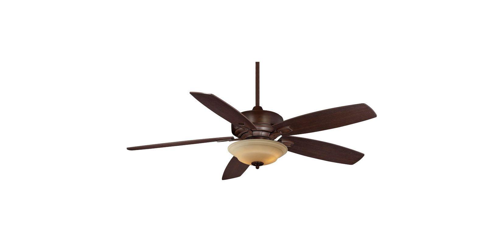 "Savoy House 52-830-5 Wind Star 52"" Span 5 Blade Indoor Ceiling Fan"