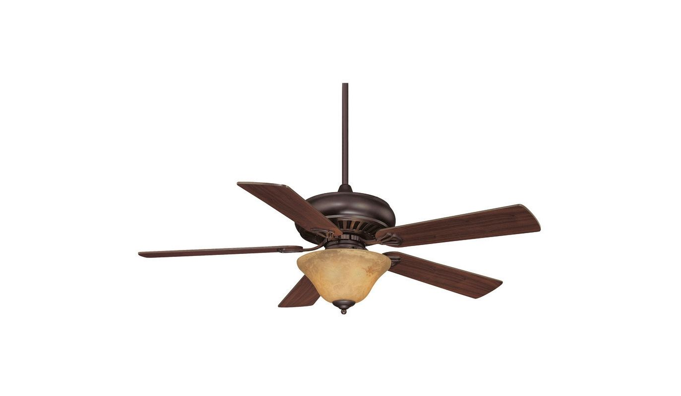 "Savoy House 52P-614-5 Peachtree 52"" Span 5 Blade Indoor Ceiling Fan"