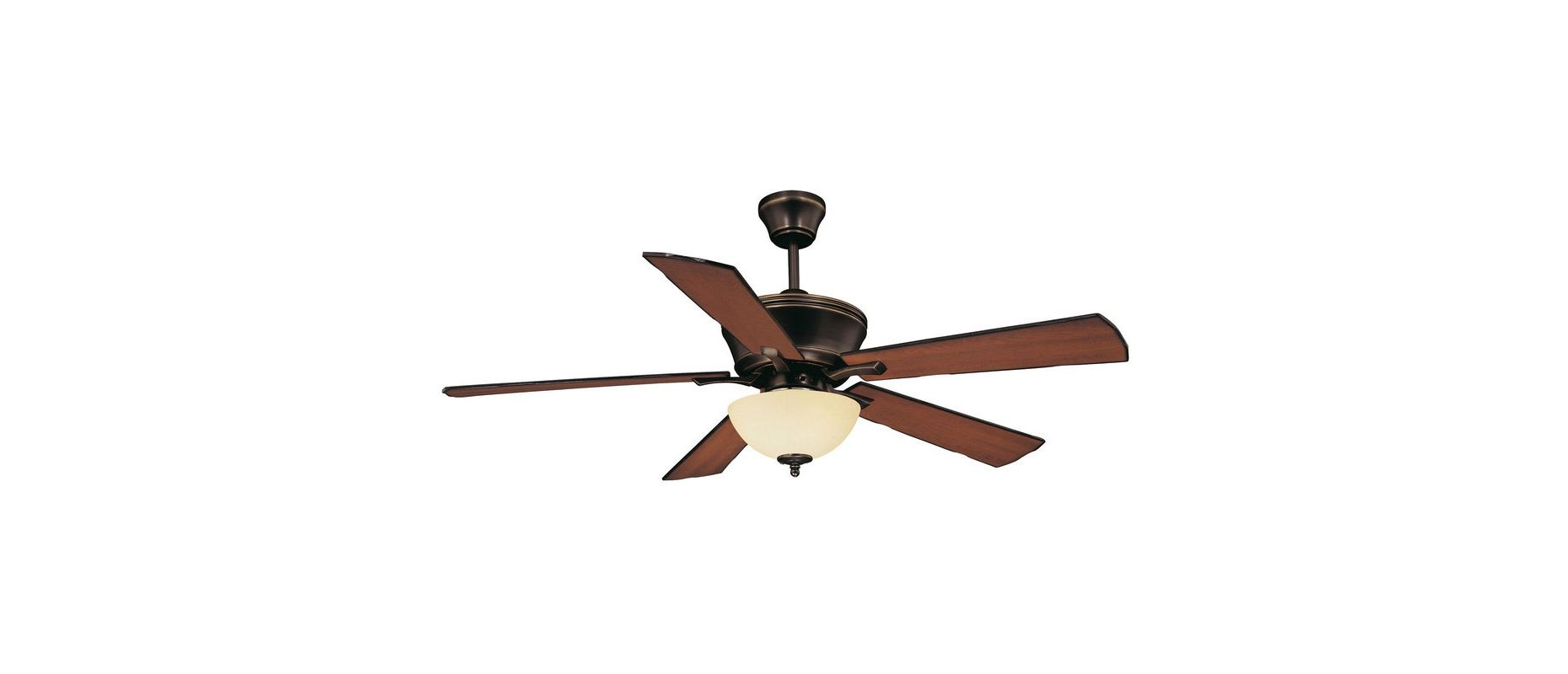 """Savoy House 52P-646-5 St. Simons 52"""" Span 5 Blade Indoor Ceiling Fan"""