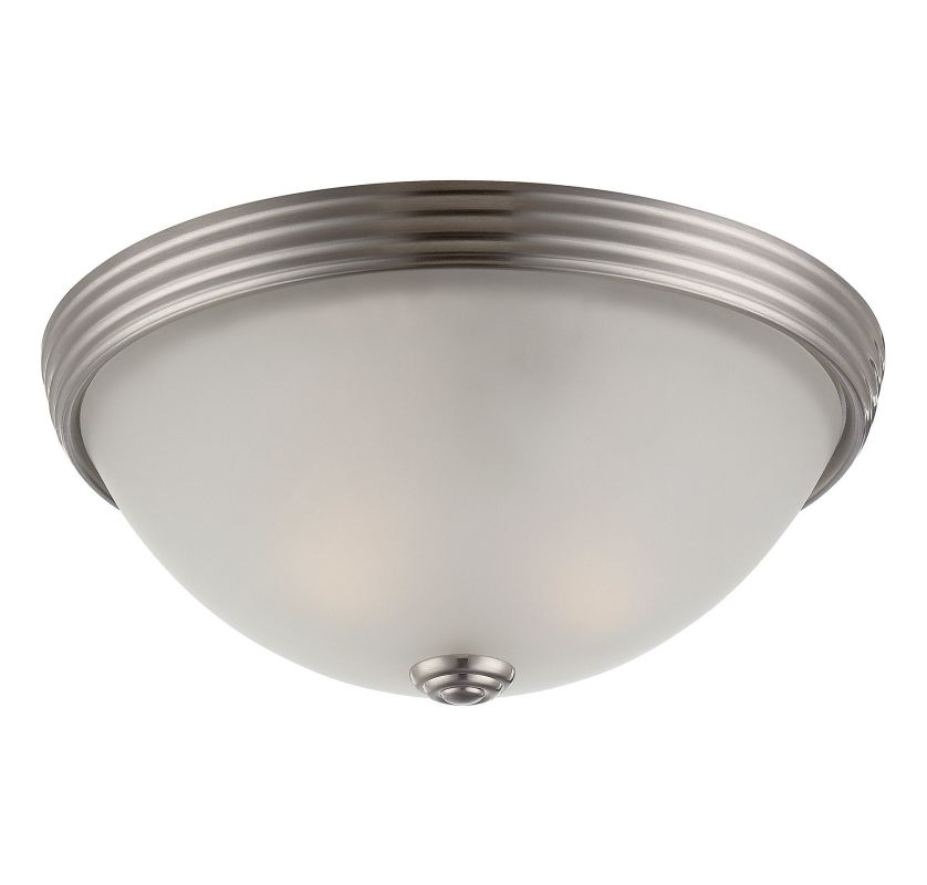 "Savoy House 6-780-11 Flush Mount 2 Light 11"" Wide Flush Mount Ceiling"