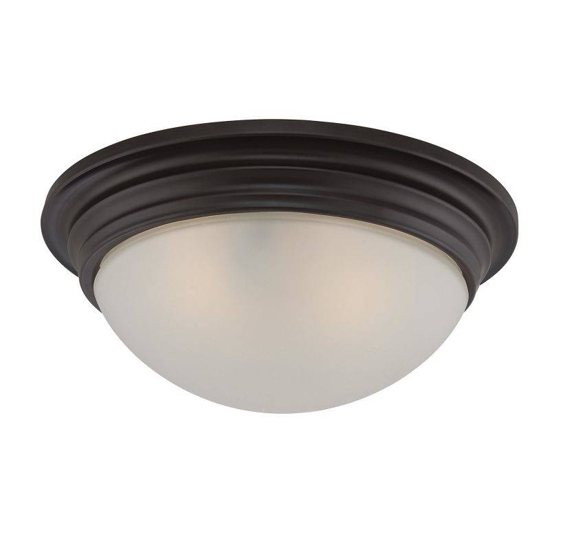 "Savoy House 6-782-11 Flush Mount 2 Light 11"" Wide Flush Mount Ceiling"