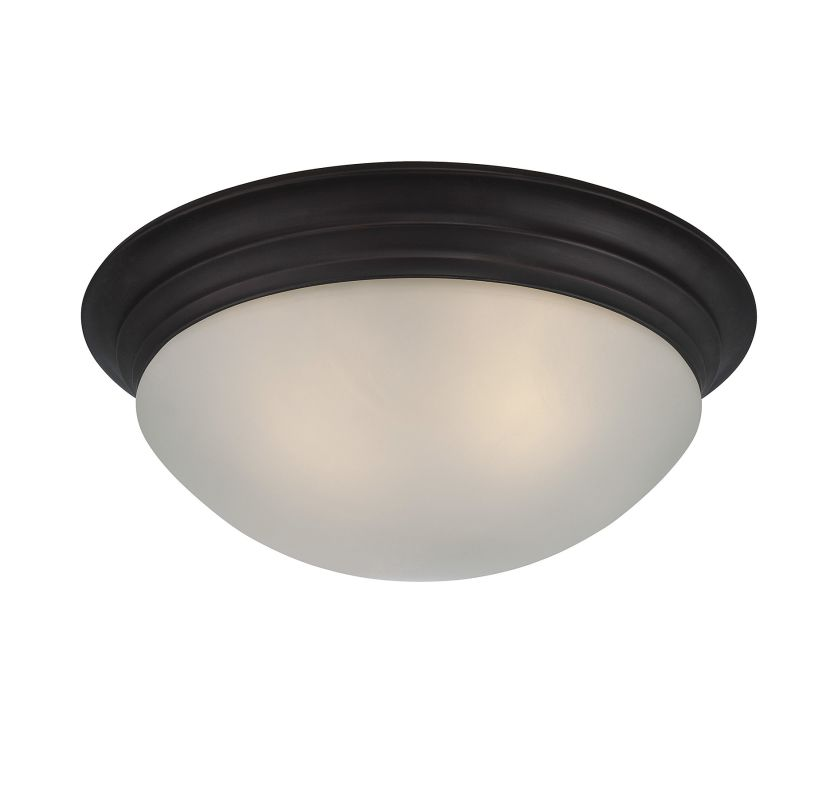 "Savoy House 6-782-13 Flush Mount 2 Light 13"" Wide Flush Mount Ceiling"