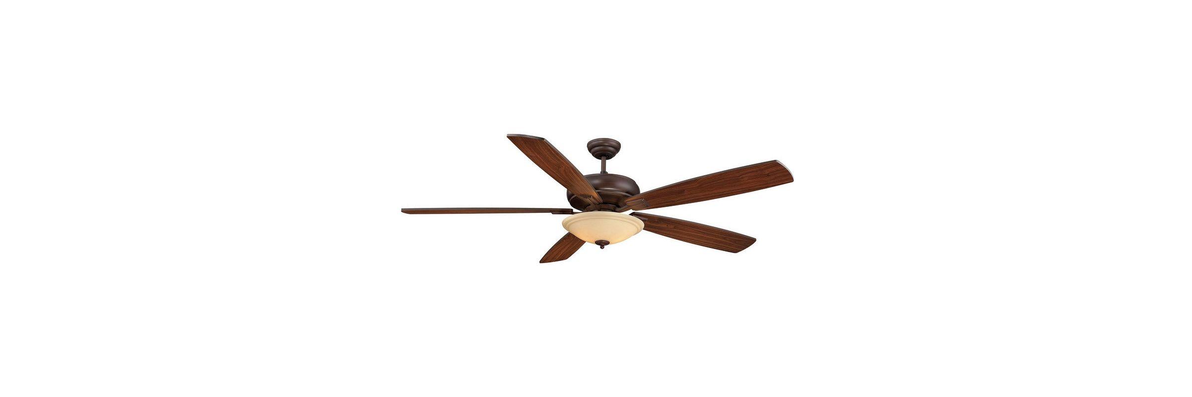 "Savoy House 68-227-5 Wind Star 68"" Span 5 Blade Indoor Ceiling Fan"