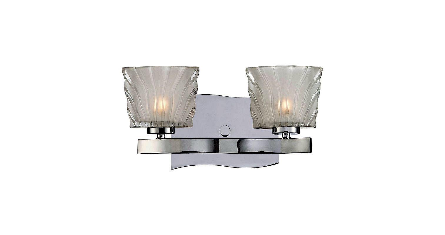 "Savoy House 8-236-2 Carina 13"" Wide 2 Light Bathroom Vanity Light"