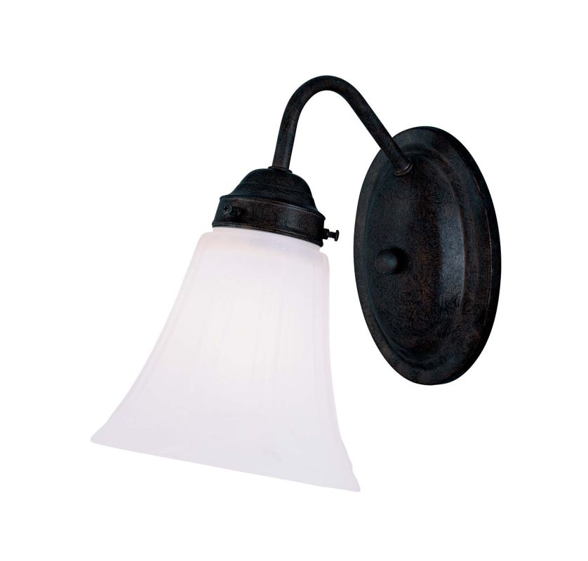 "Savoy House 8-3280-1 Brighton 4.25"" Tall 1 Light Bathroom Sconce"