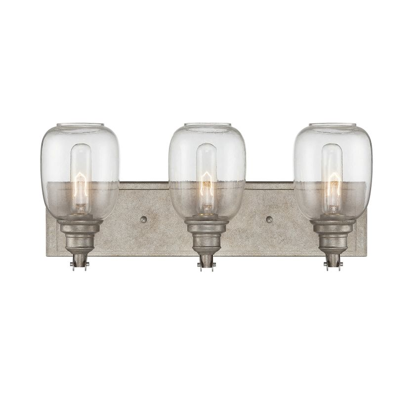 "Savoy House 8-4334-3 Orsay 20"" Wide 3 Light Bathroom Vanity Light"