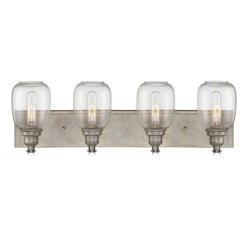 "Savoy House 8-4334-4 Orsay 28"" Wide 4 Light Bathroom Vanity Light"