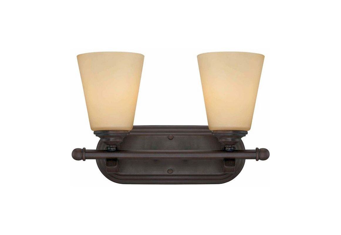 "Savoy House 8P-2177-2 Maremma 15"" Wide 2 Light Bathroom Vanity Light"