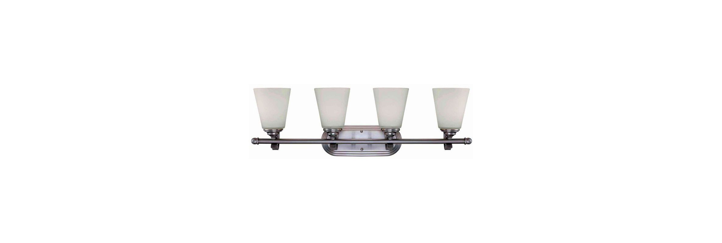 "Savoy House 8P-2177-4 Maremma 31"" Wide 4 Light Bathroom Vanity Light"