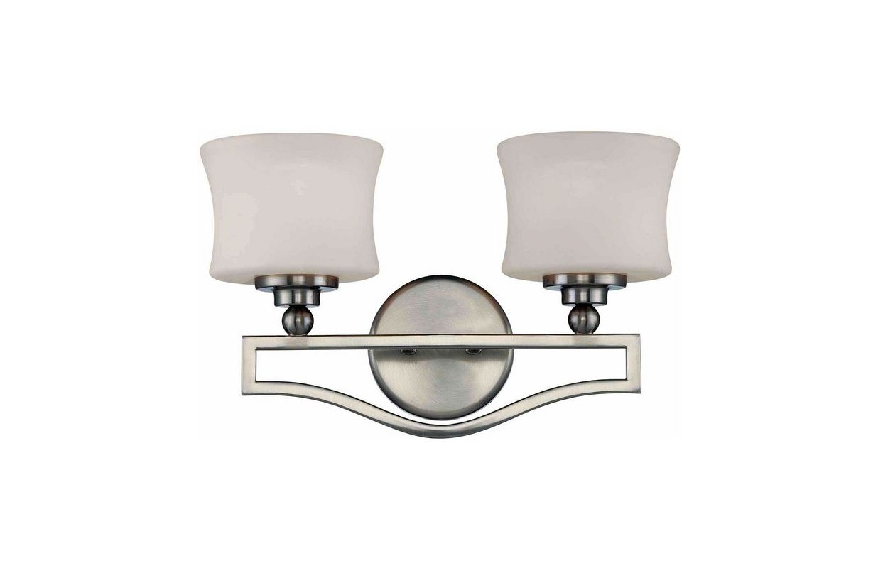 "Savoy House 8P-7215-2 Terrell 16"" Wide 2 Light Bathroom Vanity Light"