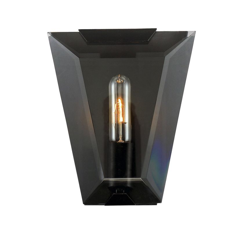 Savoy House 9-902-1 Sardis 1 Light Wall Sconce Oiled Bronze Indoor