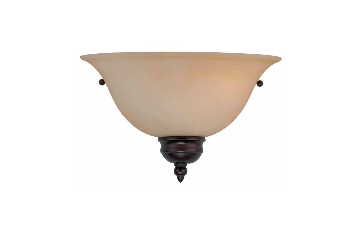 "Savoy House 9P-60510-1 Sconce 1 Light 7.13"" Tall Wall Sconce English"