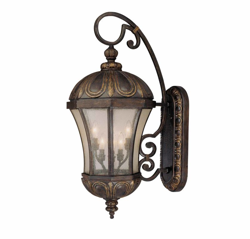 "Savoy House 5-2502 Ponce de Leon 6 Light 35.375"" Tall Outdoor Wall"