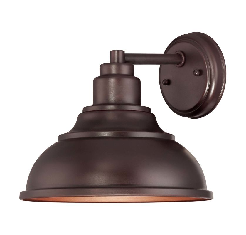 "Savoy House 5-5631-DS Dunston DS 1 Light 9.5"" Tall Outdoor Wall Sconce"