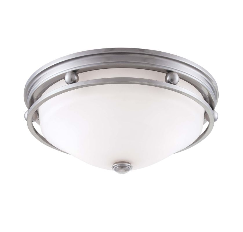 "Savoy House 6-5450-13 Flush Mount 2 Light 13"" Wide Flush Mount Ceiling"