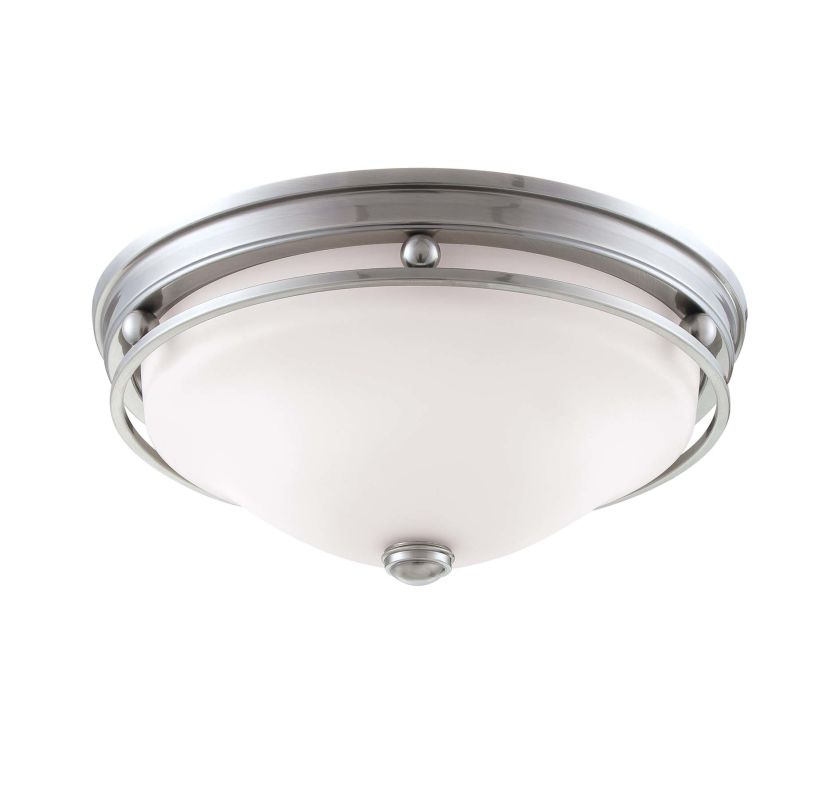 "Savoy House 6-5450-16 Flush Mount 3 Light 16"" Wide Flush Mount Ceiling"