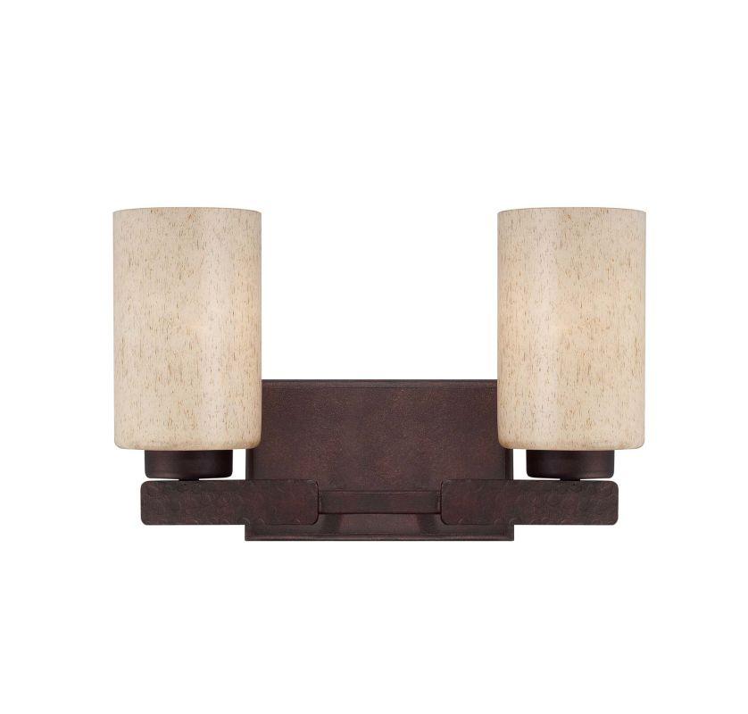 "Savoy House 8-5435-2 Berkley 14"" Wide 2 Light Bathroom Vanity Light"