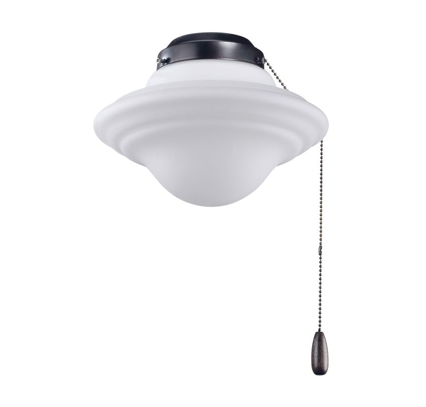 Savoy House KP-FLGC-PF Outdoor Living Single-Light Ceiling Fan Light