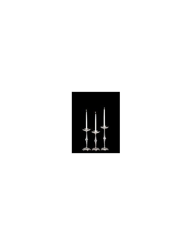 Schonbek 71232 Single Light Up Lighting Large Candelabra from the