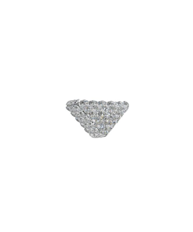 Schonbek AXW1207 Crystal Two Light Up Lighting Wall Washer from the