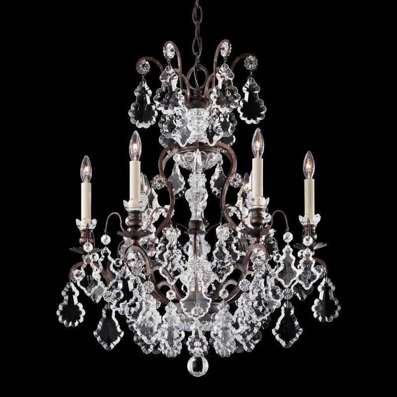 "Schonbek 2770 23 1/2"" Wide 7 Light Chandelier from the Versailles"