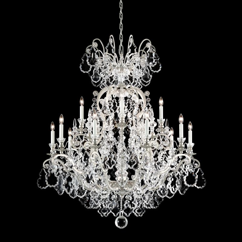 "Schonbek 2773 38"" Wide 16 Light Candle Style Chandelier from the"