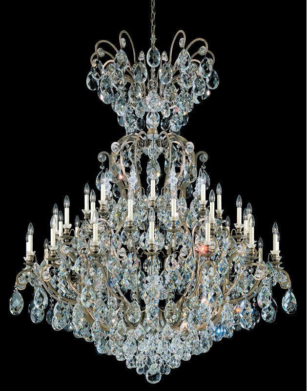 "Schonbek 3775 60"" Wide 41 Light Candle Style Chandelier from the Sale $24830.00 ITEM: bci2799383 ID#:3775-23 :"