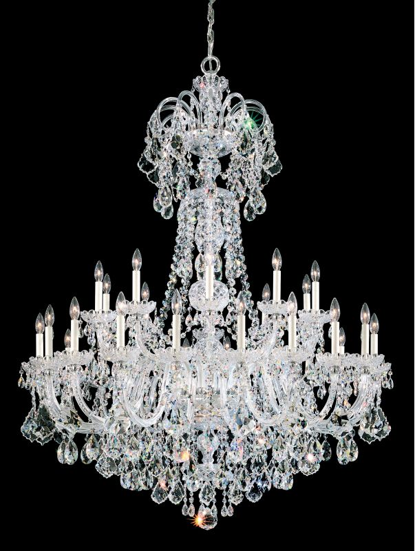 "Schonbek 6816 48"" Wide 35 Light Candle Style Chandelier from the Olde Sale $24650.00 ITEM: bci2799995 ID#:6816-40 :"