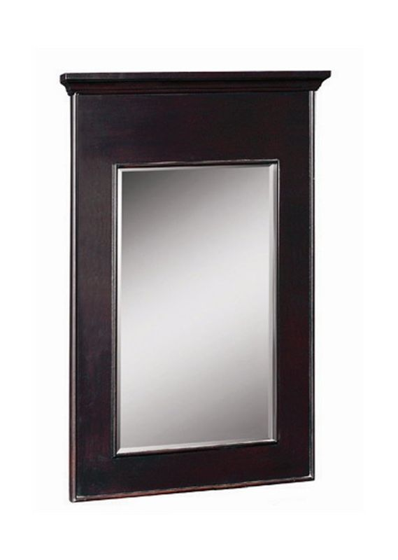 Schon SC80141 Portrait Mirror- Espresso Espresso Home Decor Plumbing Sale $214.20 ITEM: bci1108467 ID#:SC80141 UPC: 884905000000 :