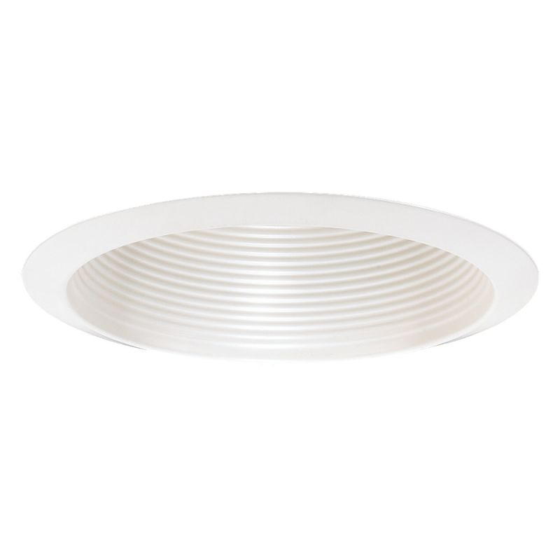 "Sea Gull Lighting 1154AT Recessed Trims 7"" Air Tight Baffle Trim White"