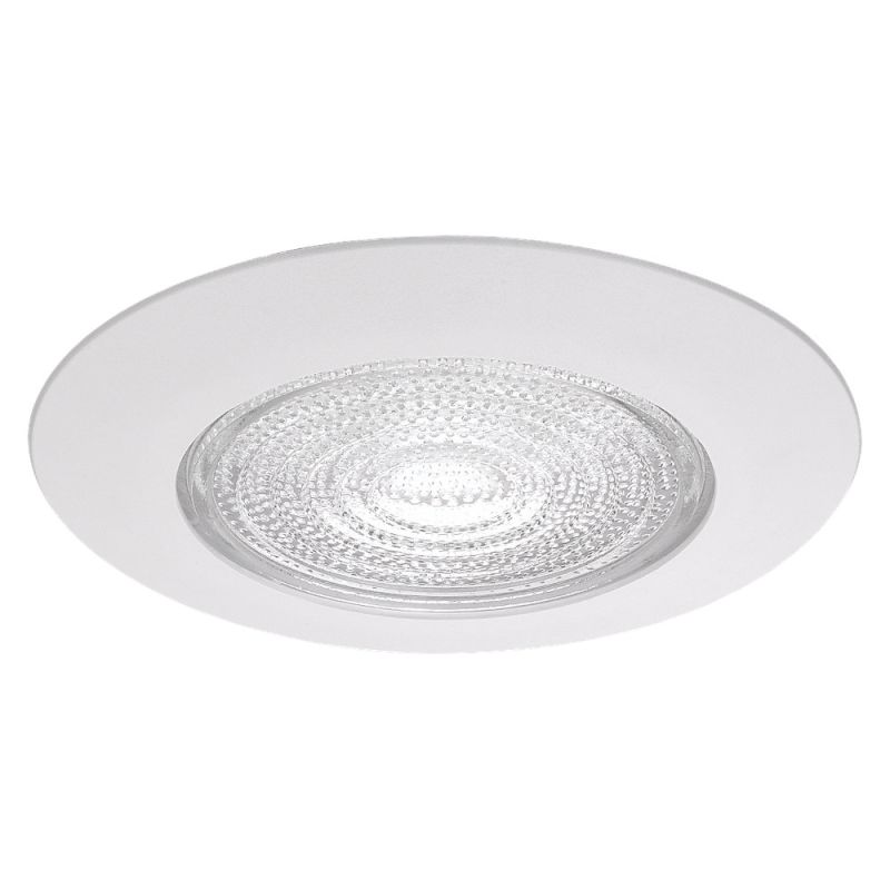 "Sea Gull Lighting 1155AT Recessed Trims 8"" Air Tight Shower Trim White"