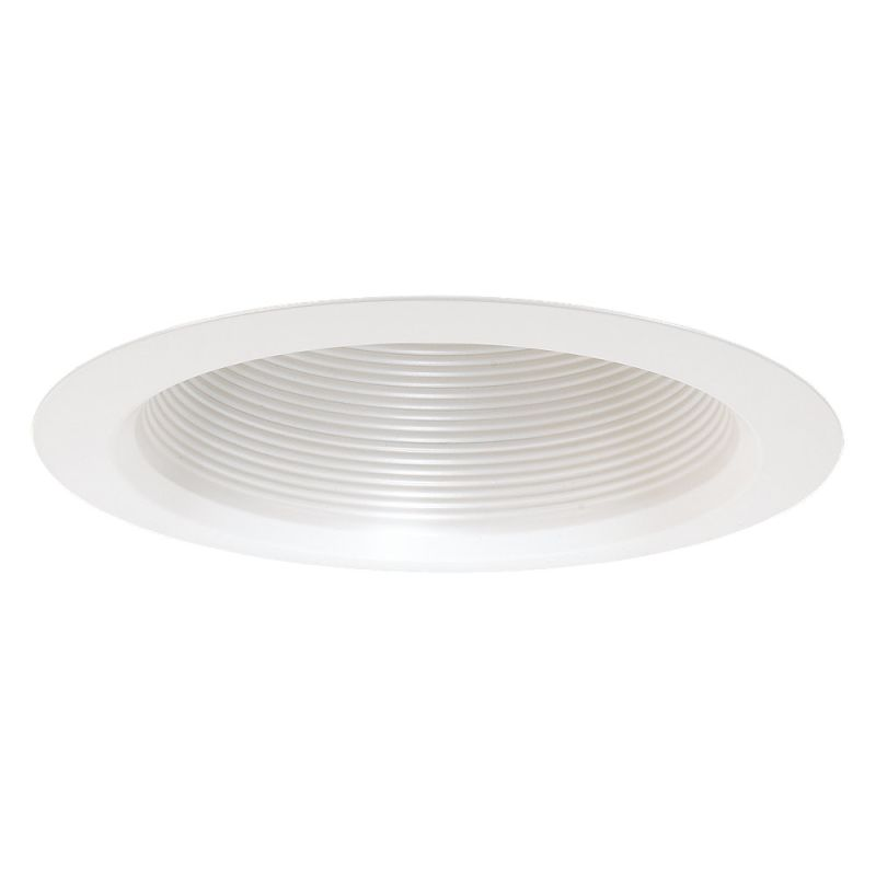 "Sea Gull Lighting 1159AT Recessed Trims 7"" Air Tight Baffle Trim White"