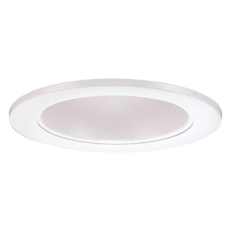 "Sea Gull Lighting 1162AT Recessed Trims 4"" Air Tight Shower Trim White"