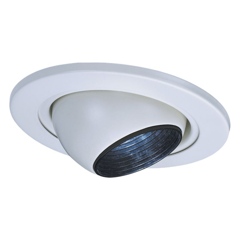 "Sea Gull Lighting 1236AT Recessed Trims 4"" Air Tight Adjustable Trim"