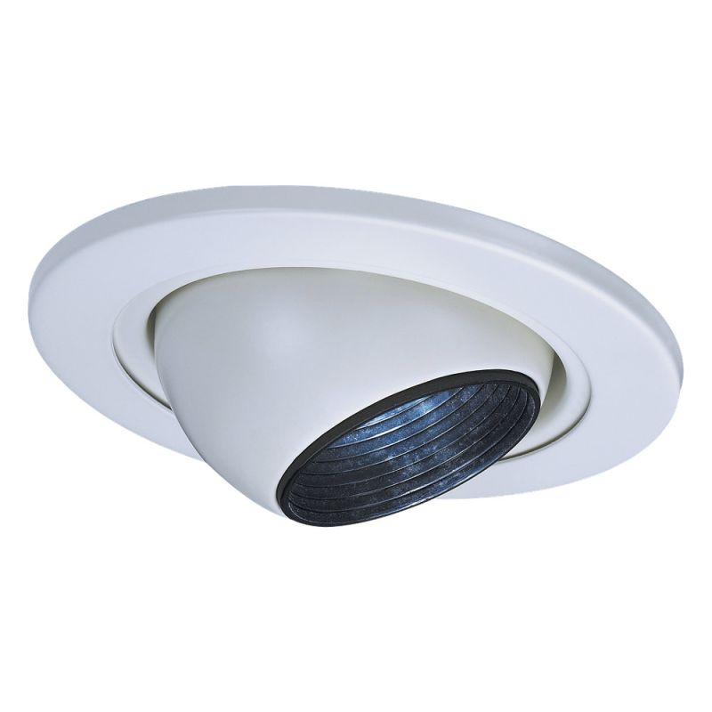 "Sea Gull Lighting 1236AT Recessed Trims 4"" Air Tight Adjustable Trim"